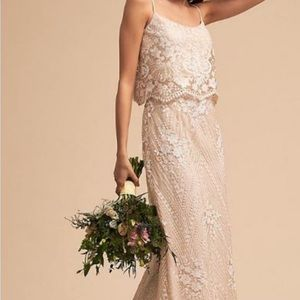 Anthropologie Arden Gown